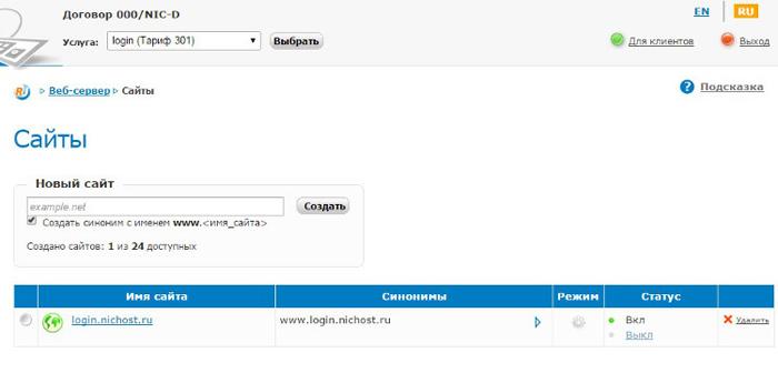 Установки cms joomla на хостинг ru center в ручную хостинг загрузить сервер css